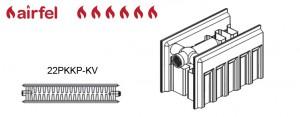Panel radiators CV type 22
